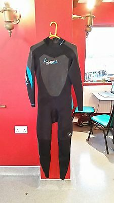 NEW O'Neill Full wetsuit, firewall lining size small, Style 2613