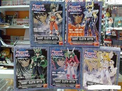 Saint Seiya Mith Cloth 5 Bronce Collection MODEL BEST TOY,RARE VERSION NEWS
