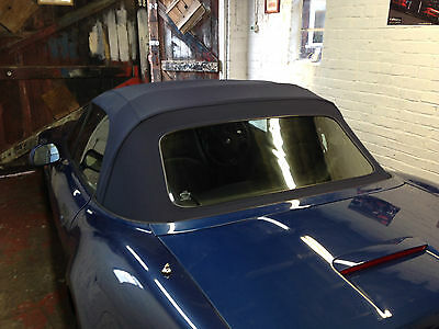 Bmw Z3 Soft Top Cabriolet  Rear Screen/ Window Repair Postal Service £59
