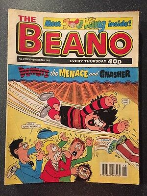 23 Beano Comics Issues 1995-1997plus 8 Bonus Issues From 2001-2002 LAST CHANCE