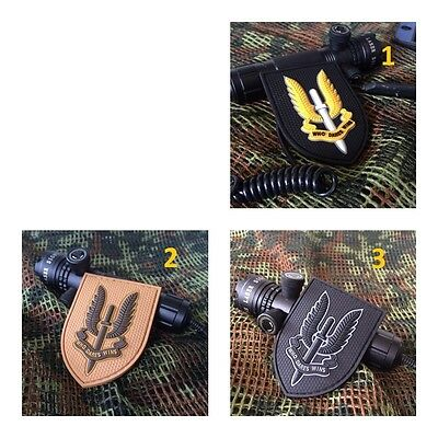 British SAS Special Air Service Special Force  Tactical Morale Patch Patches