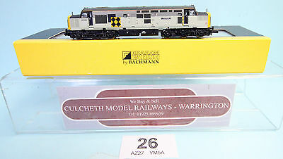 Graham Farish 371-467 N Gauge Class 37 239 Coal Sector Dcc Fitted Loco #26