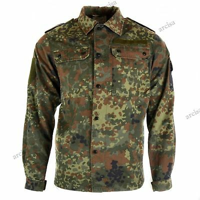 Original German army field jacket. BW Army issue Flectarn combat jacket