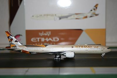 Phoenix models 1:400 Etihad Airways Boeing 777-300ER A6-ETA (PH4ETDXXX)