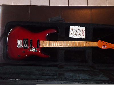 US Masters Guitar rare one of a kind collectors item