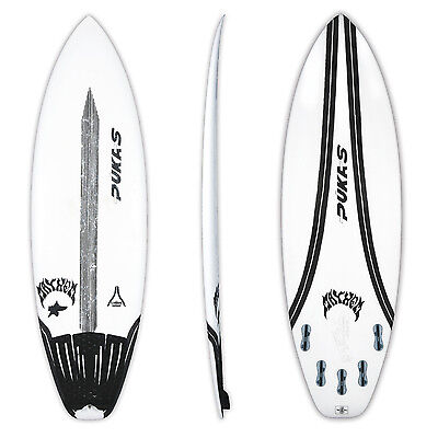 Lost Pukas The Link 5'8 Carbon Wrap Surfboard