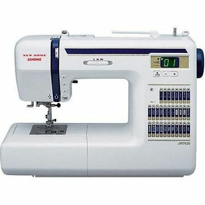 Janome JW7630 Sewing Quilting Machine