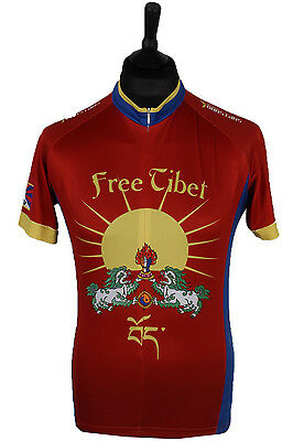 Cycling Short Sleeve Tops Bicycle Jersey Racing Clothing - Multi L - CW0394
