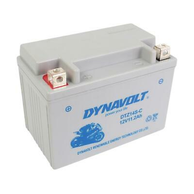 Dynavolt Motorcycle Conventional Sealed Activated Battery 12V-MGS14ZS/YTZ14-S