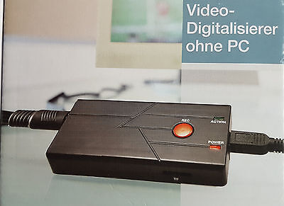 Video-Digitalisierer ohne PC