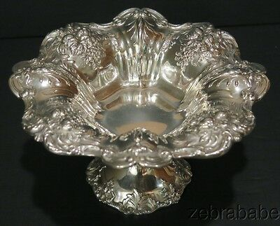 Reed & Barton Francis I Sterling Medium Compote X568