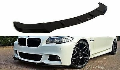 Cup Spoilerlippe Front Diffusor BMW 5er F10 M Paket / F11