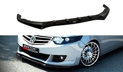 Cup Spoilerlippe Front Diffusor Honda ACCORD MK 8 VORFACELIFT