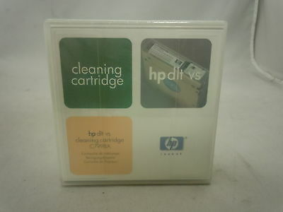 Genuine HP DLT vs cleaning cartridge C7998A NEW SEALED PACKAGE