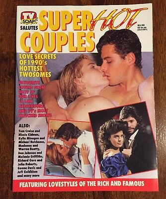 Collectable Tv Soap Love Secrets Of 1990's Hottest Twosomes
