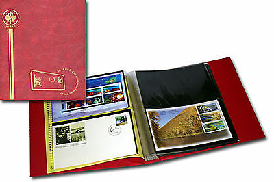 Uni-Safe Dual FDC Album - new - Red - Special shipping price