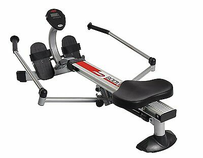 Rowing Machine Folds for Easy Storage Row Exercise Fitness Workout Family