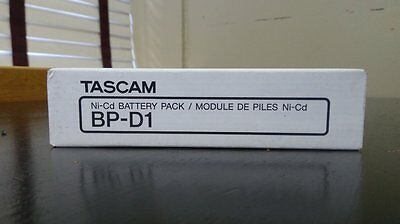 Tascam BP-D1 Battery Pack