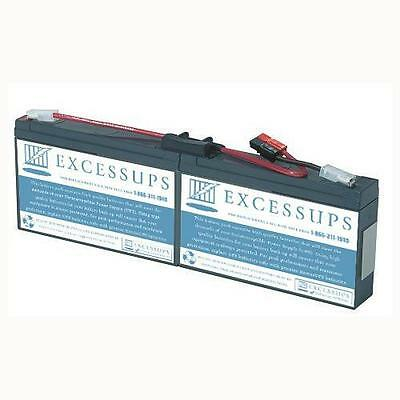 Apc Rbc18 Replacement Battery - New, Fresh Stock! 1 Year Replacement Warranty