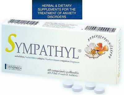 Sympathyl*40 HERBAL Insomnia in adults (California poppy;hawthorn;magnesium)