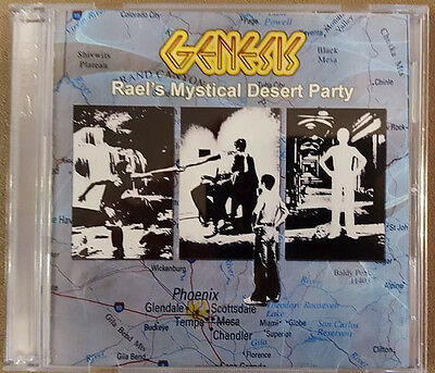 Genesis - Rael's Mystical Desert Party 2CD Live SB (1/28/1975)