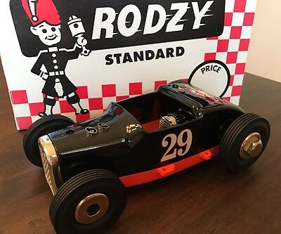 Nylint RODZY Standard Race Car, Big Nut Die-Cast