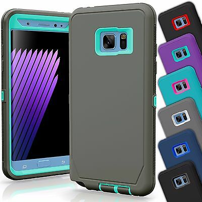 15 TPU Hard Defender Hybrid Case Cover Wholesale Lot For Samsung Galaxy S7 Edge