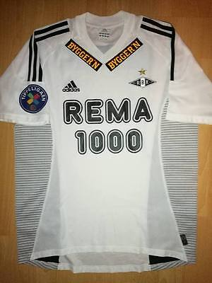 Rosenborg Football Jersey Shirt 2003 Rare Medium M RBK Rema 1000