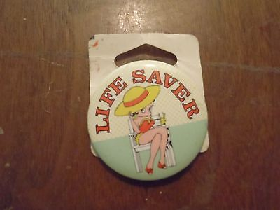 Betty Boop Sailor Button by Disney 2 inch across