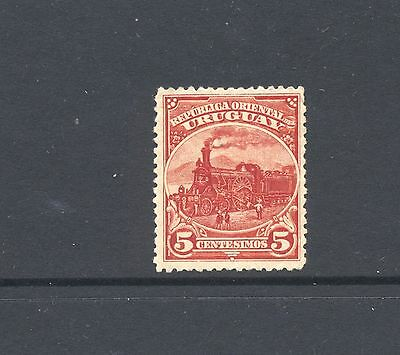Uruguay 1895 SG 155 Locomotive Stirling Railway MH