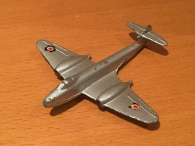 Dinky Toys 732 Gloster Meteor Aircraft VGC