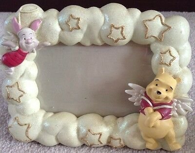Disney Store Exclusive - Winnie the Pooh and Piglet Photo Frame