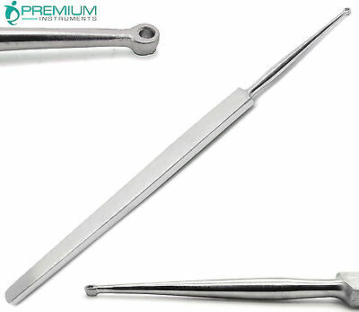 "ENT Dermatology Fox Dermal Curettes 2mm Surgical MedicaI 5.5"" New Instruments"