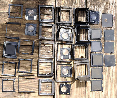Mamiya TLR Mamiyaflex Finder Hood Used Parts Lot