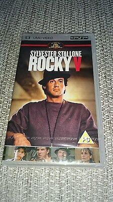 Rocky V -*- Psp -*- Umd -*- New And Sealed -*- Everything Must Go Sale -*-