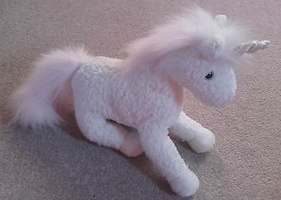 Ty Beanie Classic Sparkle Unicorn Collectable Cuddly Plush Toy With Tags