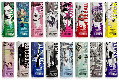 Pulp Riot Semi Permanent Hair Color 4Oz-Variety Color. Canada Fast Free Shipping