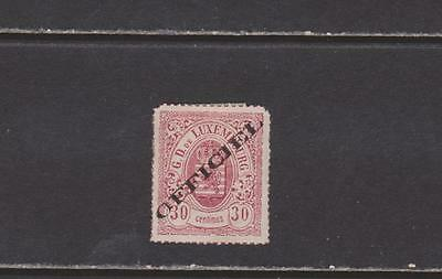 Luxembourg-  Lot 4818, Mint, Hinged.