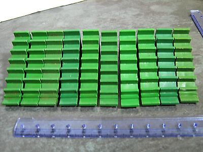 SCALEXTRIC TRACK/BRIDGE SUPPORTS, x 10 fits VINTAGE and CLASSIC TRACK