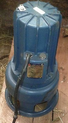 Pedrollo PVXCm 30/70 Vortex sewage pump waste water submersible 240v