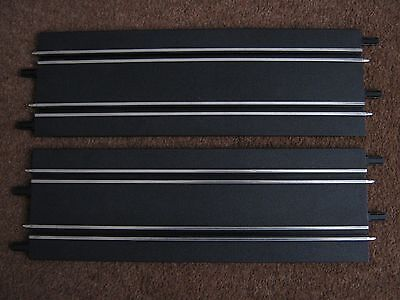 "CARRERA GO 1:43 SCALE LONG STRAIGHT Track X 4 Pieces ( ""C"" section )"