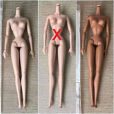Fashion Royalty Fr Tall Replacement Doll Body: Japan, Latino