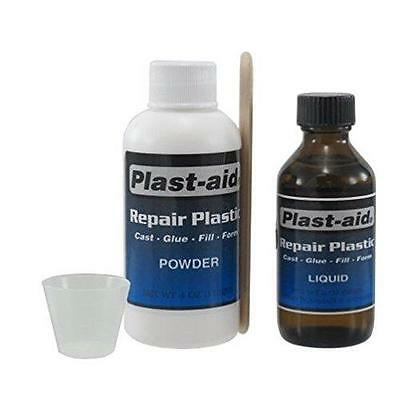 Plast-aid 6oz Plastic Pool & Spa PVC Plumbing & Part Repair Kit : 80400