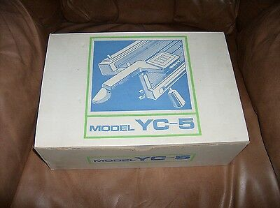 Silver Reed YC-5 Yarn Changer ~Mint Condition KNITMASTER, REED, SINGER??