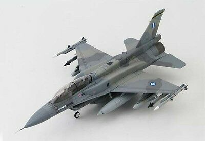 HA3836 F-16D Fighting Falcon 601 Hellenic AF Hobby Master 1:72 diecast model