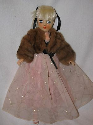 "Pretty 20"" Horsman Fashion Doll Dressed Nice"