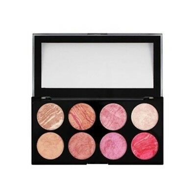 NEW Makeup Revolution Blush Palette - Blush Queen - 8 Shades CHRISTMAS SALE