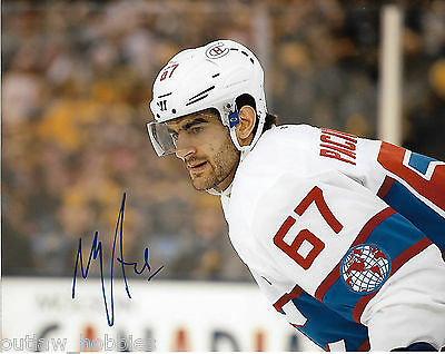 Montreal Canadiens Max Pacioretty Signed Autographed 8x10 Photo COA X