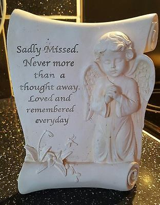 Latex Craft Mould To Make Angel Grave Memorial Art & Crafts Hobby Style 2