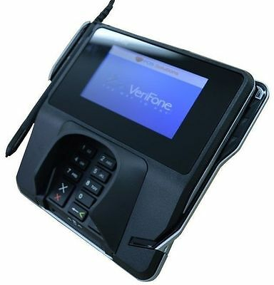 VeriFone MX915 Chip Compatible Credit Card Reader Terminal (M132-409-01-R) New